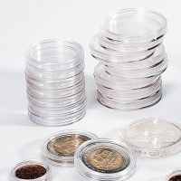 Plastic capsule for coins 1 oz Maple Philharmoniker