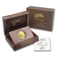 Gold coin Buffalo 1 oz Proof (+ wooden box)